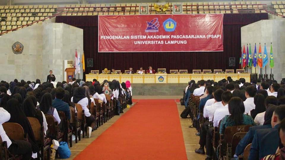 Pengenalan Sistem Akademik Pascasarjana (PSAP)
